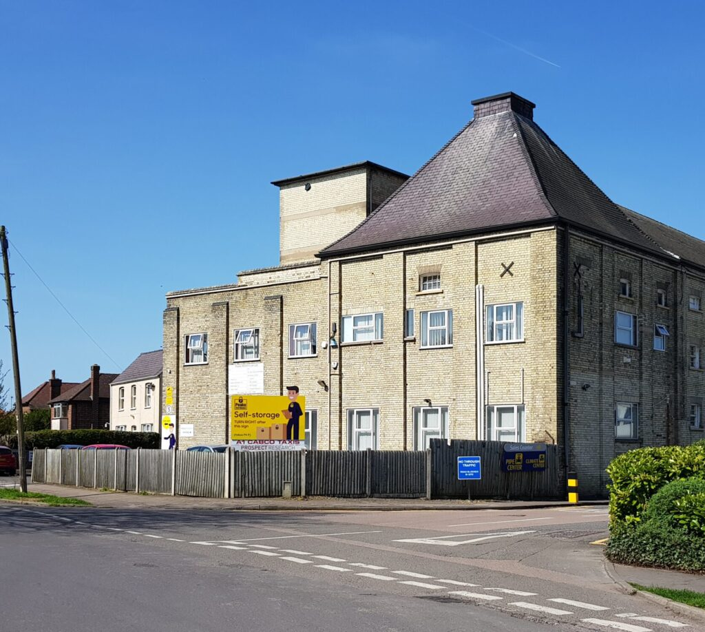 The Old Maltings Building