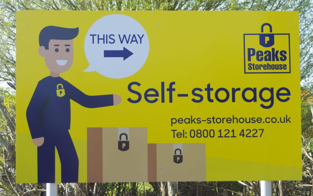 Mr P Welcomes you to Peaks Storehouse Ltd